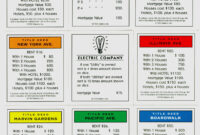 8A1C008 Monopoly Chance Card Template | Wiring Resources inside Monopoly Chance Cards Template