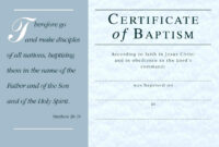 8Efb Certificate Of Baptism Template | Wiring Resources with regard to Baptism Certificate Template Word