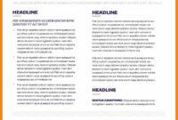 9+ Fact Sheet Template Word Free   Good New World regarding Fact Sheet Template Microsoft Word