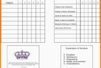 9+ Free School Report Templates | Marlows Jewellers within School Report Template Free
