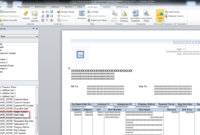 Adding Fields To Word Templates – Microsoft Dynamics Gp For How To Insert Template In Word