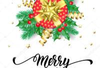 Adobe Illustrator Christmas Card Template – Carlynstudio inside Adobe Illustrator Christmas Card Template