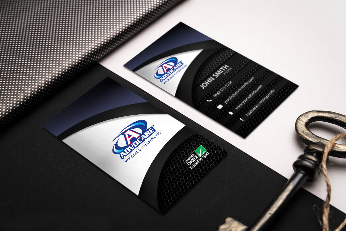 Advocare Distributors. We Have New Business Cards Just For For Advocare Business Card Template