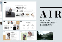 Air Free Powerpoint Template(9 Slides) – Just Free Slides within Raf Powerpoint Template