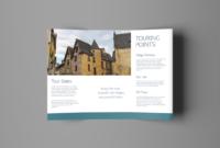 Alpine Travel Tri Fold Brochure Template | Travel Brochure with regard to Online Brochure Template Free