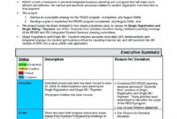 Amazing Project Management Status Report Template Ideas in Monthly Status Report Template