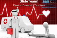 Ambulance Medical Powerpoint Templates Themes And with Ambulance Powerpoint Template