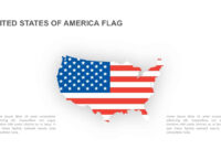 American Flag Powerpoint Template And Keynote Slide intended for American Flag Powerpoint Template