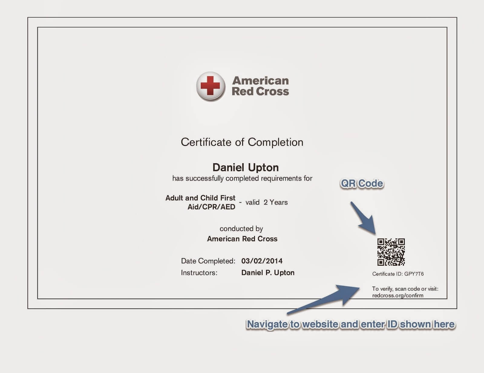 American Red Cross Cpr Card Template ] – Aha Training Center In Cpr Card Template