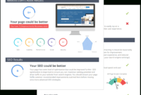 Analyze Websites With Free Seo Audit & Reporting Tool within Website Evaluation Report Template