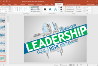 Animated Design Your Words Powerpoint Template with How To Edit A Powerpoint Template