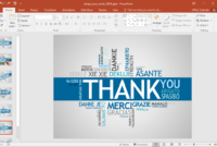 Animated Word Cloud Powerpoint Template in Free Word Collage Template