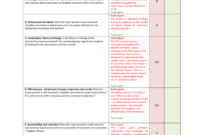 Annex L – Quality Assessment Of The Evaluation inside Data Quality Assessment Report Template