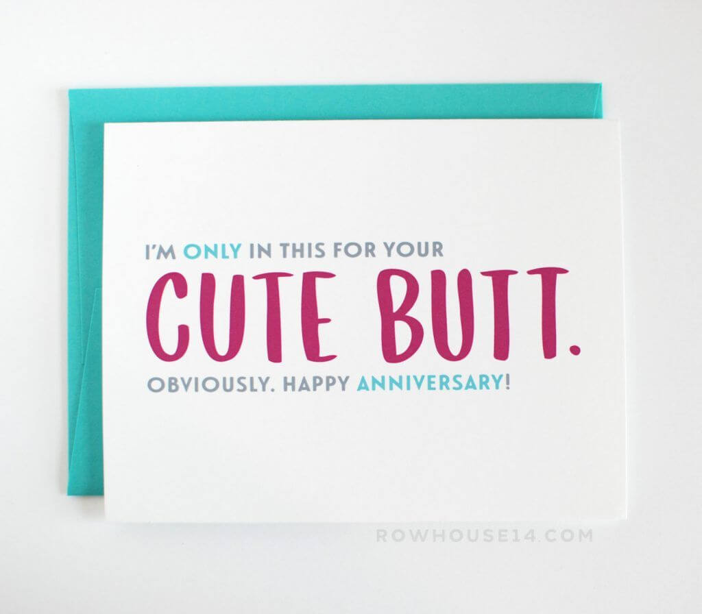 Anniversary. Free Printable Funny Anniversary Cards Design Within Template For Anniversary Card