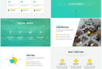 Annual Report Powerpoint Template – Just Free Slides pertaining to Annual Report Ppt Template