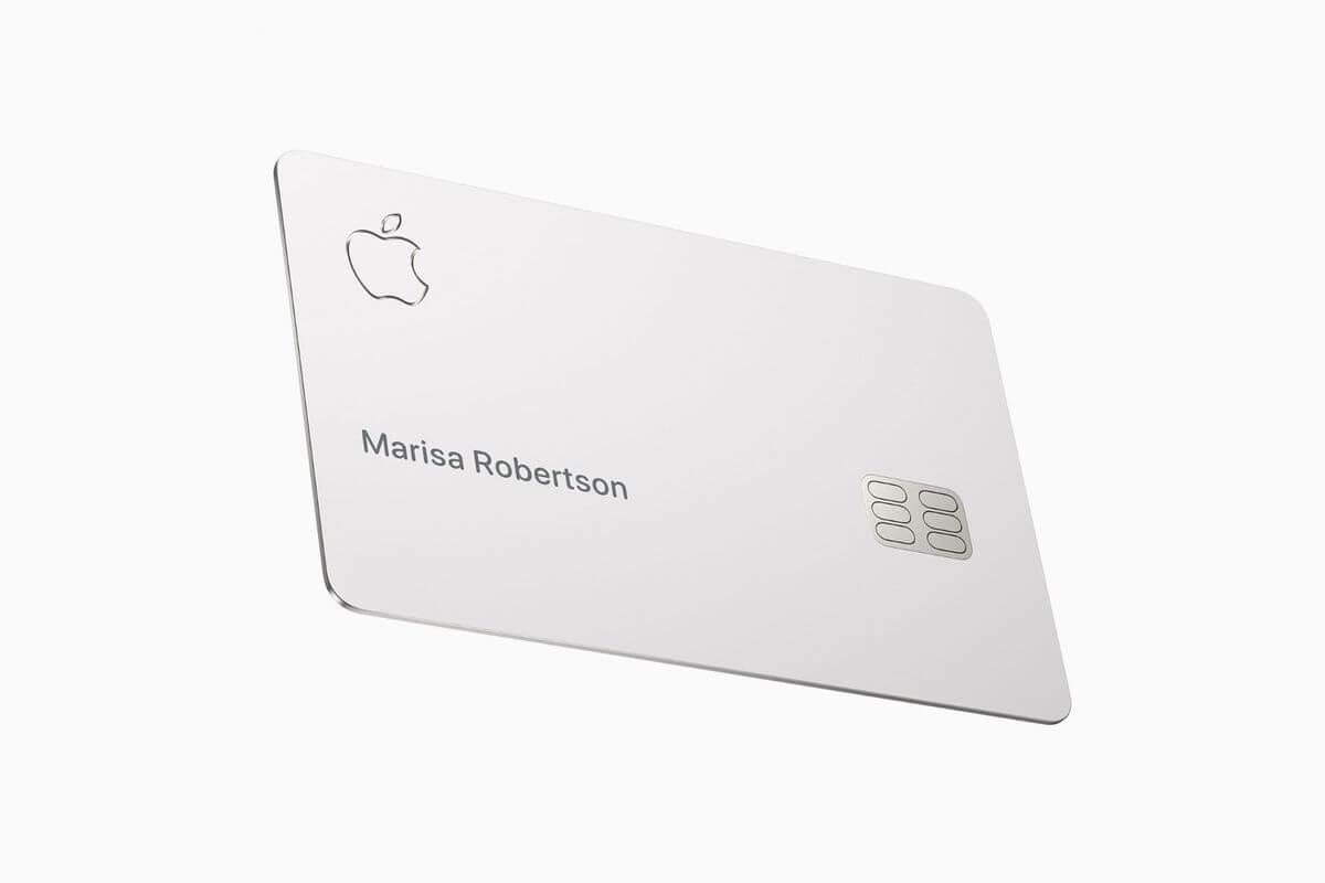 Apple Card: Apple's Thinnest And Lightest Status Symbol Ever Inside Paul Allen Business Card Template