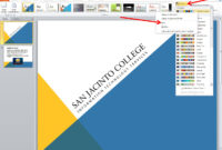 Applying And Modifying Themes In Powerpoint 2010 regarding How To Edit Powerpoint Template