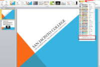 Applying And Modifying Themes In Powerpoint 2010 with How To Edit A Powerpoint Template