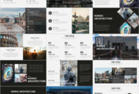 Architectural Presentation Templates | Powerpoint Design for Powerpoint Photo Slideshow Template