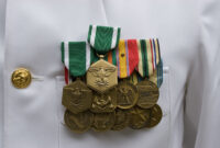 Army Commendation Medal Criteria And Background throughout Army Good Conduct Medal Certificate Template