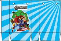 Avengers Birthday Card Template ] – Ideas About Avengers pertaining to Avengers Birthday Card Template