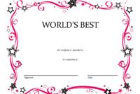 Award Blank – Forza.mbiconsultingltd inside Free Printable Blank Award Certificate Templates