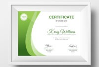 Award Certificate Template #73891 | Certificate Templates for Small Certificate Template