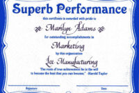 Award-Certificates-Pdf-Download regarding Best Performance Certificate Template