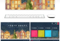 Awesome Fairy Tale Creative Business Report Year-End Summary for Fairy Tale Powerpoint Template