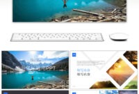 Awesome Tourist Brochures Display General Ppt Templates For throughout Tourism Powerpoint Template