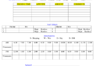 Baby Daily Sheet | Infant Daily Report – Download As Doc intended for Daycare Infant Daily Report Template