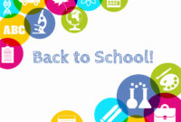Back To School Frame Backgrounds – Ppt Backgrounds Templates pertaining to Back To School Powerpoint Template