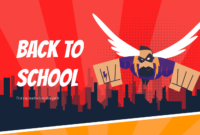 Back To School Pack Google Slides Theme And Powerpoint Template with Comic Powerpoint Template