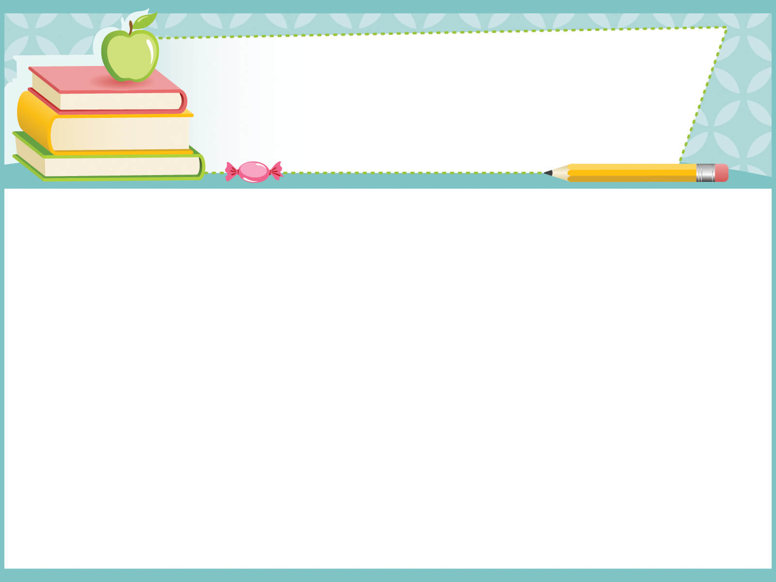 Back To School Theme Powerpoint Templates - Editorial With Back To School Powerpoint Template