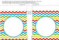 Banner-Squares-Chevron-Sesame-Street-Printablepartyshop with Sesame Street Banner Template
