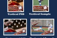 Baseball Card Template Psd Cs4Photoshopbevie55 On Deviantart throughout Baseball Card Template Psd
