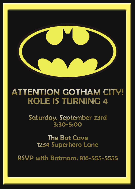 Batman Birthday Card Template - Google Search | Birthday Throughout Batman Birthday Card Template