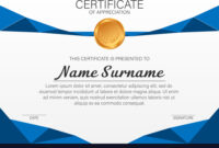 Beautiful Certificate Template in Beautiful Certificate Templates