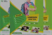Beautiful Nursery Brochure Templates Free Gallery Child Care inside School Brochure Design Templates
