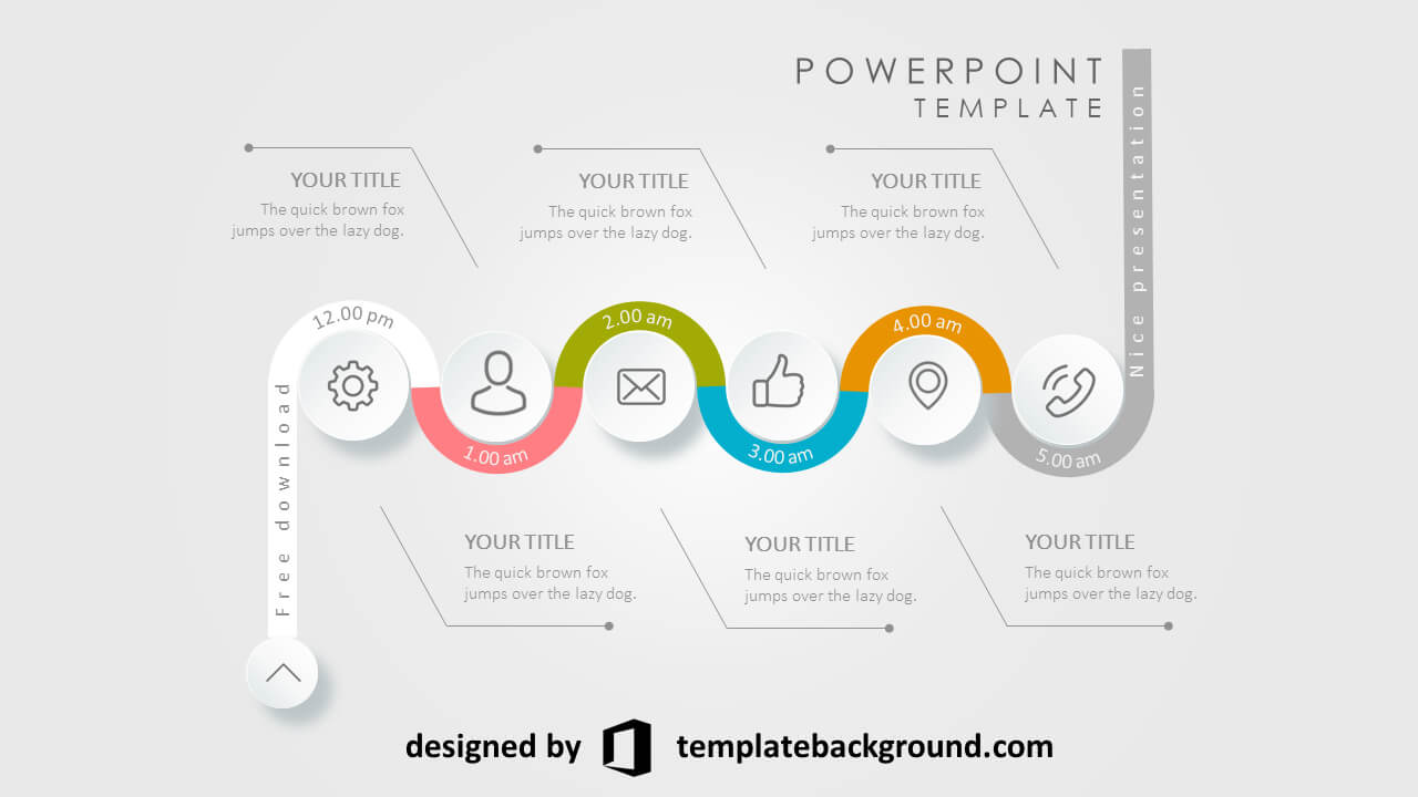 Best Animated Ppt Templates Free Download | Powerpoint Inside Powerpoint Presentation Animation Templates