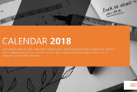 Best Free Powerpoint Calendar Templates On The Internet Pertaining To Microsoft Powerpoint Calendar Template