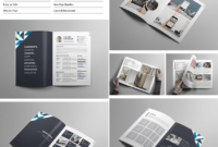 Best Indesign Brochure Templates Creative Business Marketing With Regard To 12 Page Brochure Template