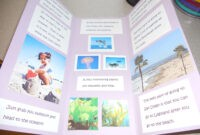 Biome Travel Brochure | Travel Brochure, Science Classroom within Brochure Templates For School Project