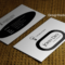 Black And White Free Business Card Template Psd regarding Black And White Business Cards Templates Free