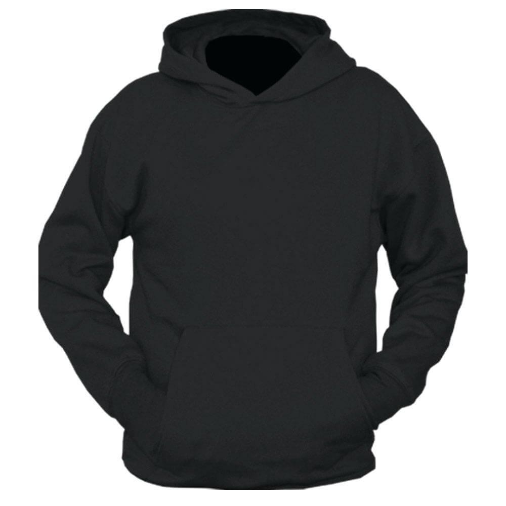 Black Hoodie Vector At Getdrawings | Free For Personal For Blank Black Hoodie Template