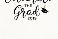 Blank Graduation Invitation Templates – Zimer.bwong.co regarding Free Graduation Invitation Templates For Word