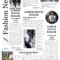 Blank Newspaper Template In Newspaper Template For Powerpoint