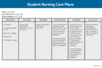 Blank Nursing Care Plan Templates – Google Search | Nursing with Nursing Care Plan Templates Blank