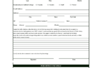 Blank Police Tickets To Print – Fill Online, Printable intended for Blank Speeding Ticket Template