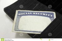 Blank Social Security Card Stock Photos – Download 122 regarding Blank Social Security Card Template Download